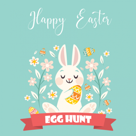 7 Days Easter Egg Hunt