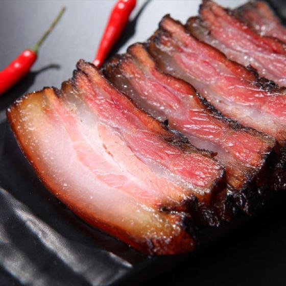 Shuwei Szechwan smoking bacon