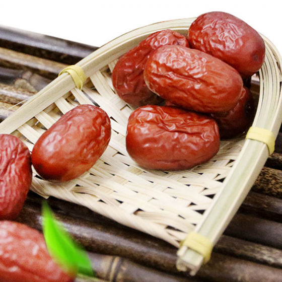 Xinjiang Red Dried Dates