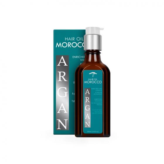 Argan Hair Oil Morocco