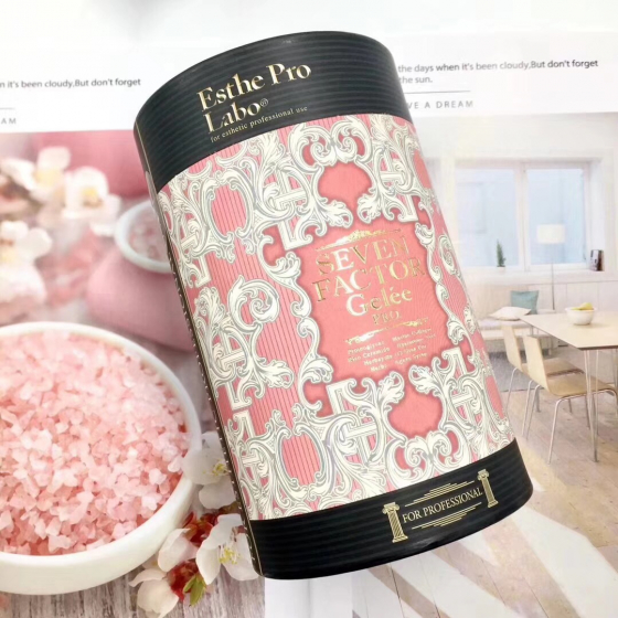 ESTHE PRO LABO Enzymes Salmon High Concentration Collagen Jelly 600g