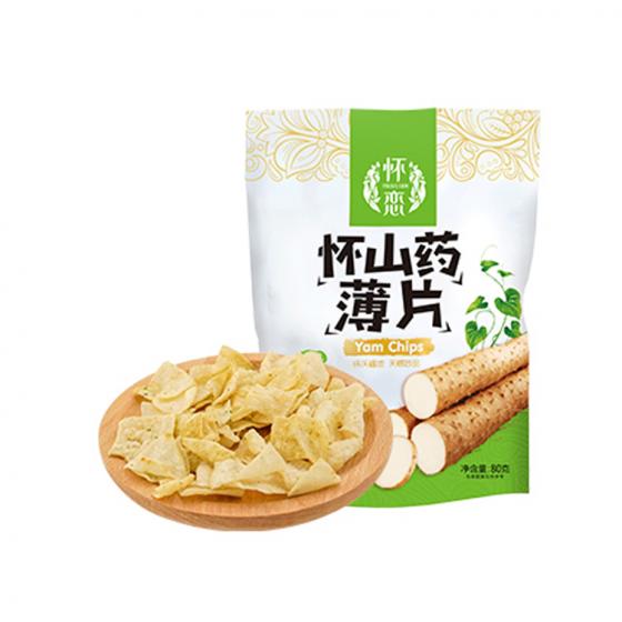 怀恋山药薄片 香葱排骨口味 (160克/袋)