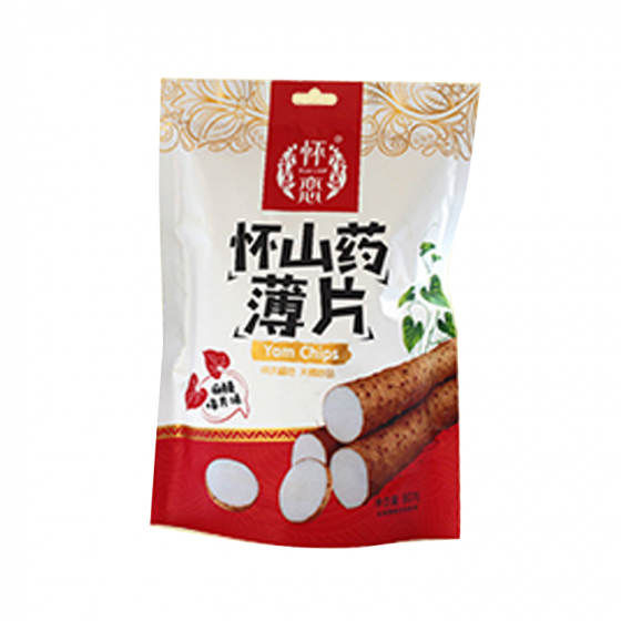 Chinese Yam Chips (Spicy Chicken flavor)