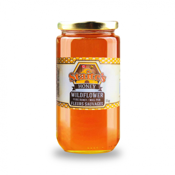 Staite's Honey  Wildflower Pure Honey